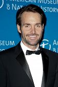 NEW YORK-NOV 21; Actor Will Forte attends the American Museum of Natural History's 2013 Museum Gala