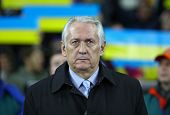 Head Coach Of Ukraine National Football Team Mikhail Fomenko