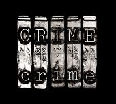 Crime Word