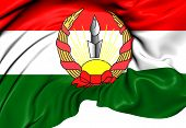 Republic Of Mahabad Flag