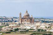 Santa Cilja Church In Gozo, Malta.