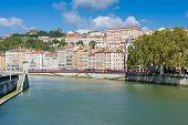 Summer Day In Lyon