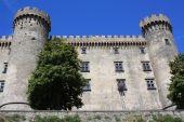 Castle Odescalchi in Bracciano (Rome, Italy)
