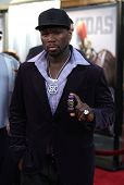 LOS ANGELES - OCT 02:  Curtis '50 Cent' Jackson arrives to the