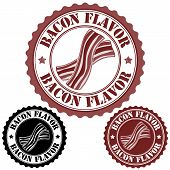 Bacon Flavor Stamp