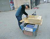 China  Hunchun  November 13.2013
