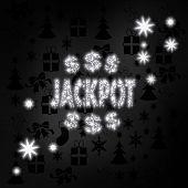 Noble Jackpot Symbol With Stars