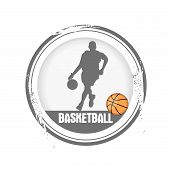 stamp Basketball