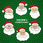 Santas' Set