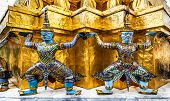 The Emerald Buddha (Wat Phra Kaew)