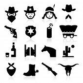 Cowboy Icons