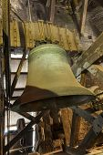 The Famous Roeland, Freedom Bell Of Ghent, Belgium.