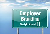 Highway Signpost Employer Branding