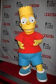 LOS ANGELES - APR 30:  Bart Simpson at the NCTA's Chairman's Gala Celebration of Cable with REVOLT a