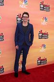 LOS ANGELES - MAY 1:  Bobby Bones at the 1st iHeartRadio Music Awards at Shrine Auditorium on May 1,