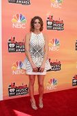 LOS ANGELES - MAY 1:  Ashley Greene at the 1st iHeartRadio Music Awards at Shrine Auditorium on May