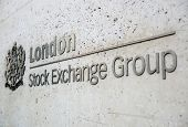 LONDON, UK - SEP 27: London Stock Exchange Group in financial district on September 27, 2013 in Lond