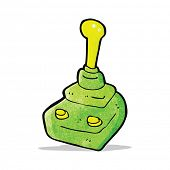 cartoon joystick
