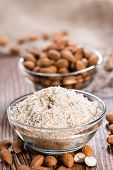 Grated Almonds