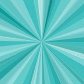 Blue rays background. Vector illustration for your bright beams design
