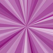 Purple rays background. Vector illustration for your bright beams design
