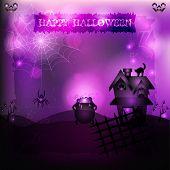 Witchcraft halloween