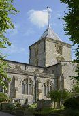 St. Nicholas Church. Arundel. Sussex. England