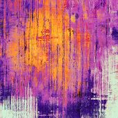 Grunge background with space for text or image. With red, orange, purple, violet patterns