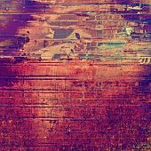 Grunge texture, distressed background. With red, purple, violet patterns