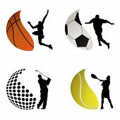 Постер, плакат: спортивные проекты