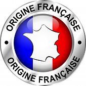 French Origin Icon