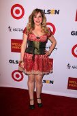 LOS ANGELES - OCT 17:  Kirsten Vangsness at the 10th Annual GLSEN Respect Awards at Regent Beverly Wilshire on October 17, 2014 in Beverly Hills, CA