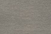 Woven Texture Knitted Fabric Of Gray Beige Color