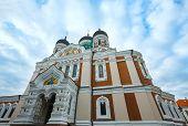 The Alexander Nevsky Cathedral (tallinn, Estonia).