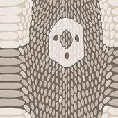������, ������: Snake Skin Texture Seamless Python Skin Pattern