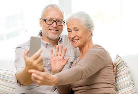 stock photo of waving hands  - family - JPG