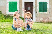 foto of little young child children girl toddler  - Adorable children - JPG