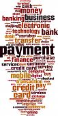 picture of barter  - Payment word cloud concept - JPG