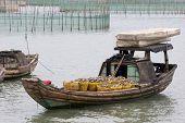 stock photo of fishermen  - fishermen - JPG