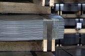 Bale Of Steel Sheets