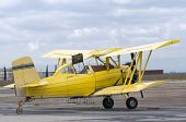 stock photo of workhorses  - This crop duster - JPG