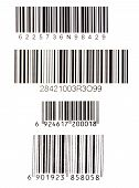 Bar Code (With Clipping Path)