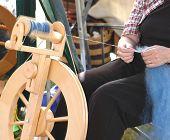Spinning Wheel 5007