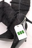 Preço de venda sapatos