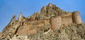 Ancient Seljuq Fortress In Eastern Turkey
