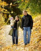 Family Autumn Portrait