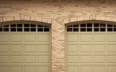 Abstract Of Modern Home Garage Doors
