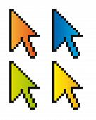 arrows cursors