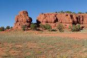 Jemez Mountain Landscape (New Mexico)