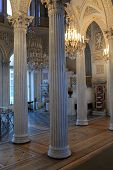 Columns In Pavilion Hall